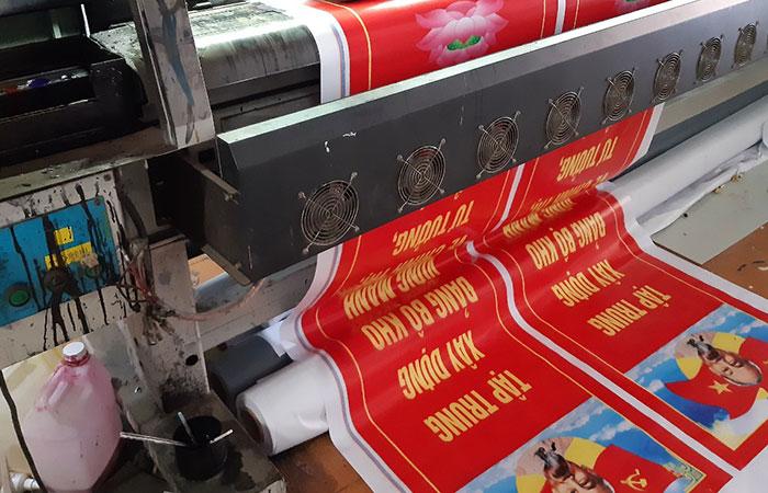 Công ty in Hoàng Nam Sài Gòn là đơn vị chuyên in băng rôn giá rẻ tại Gò Vấp, TPHCM