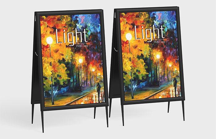 In poster có tác động mạnh tới kế hoạch quảng cáo của doanh nghiệp