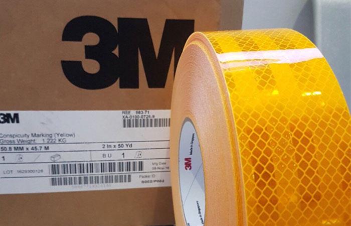 Decal 3M là loại decal chất lượng nhất trên thị trường