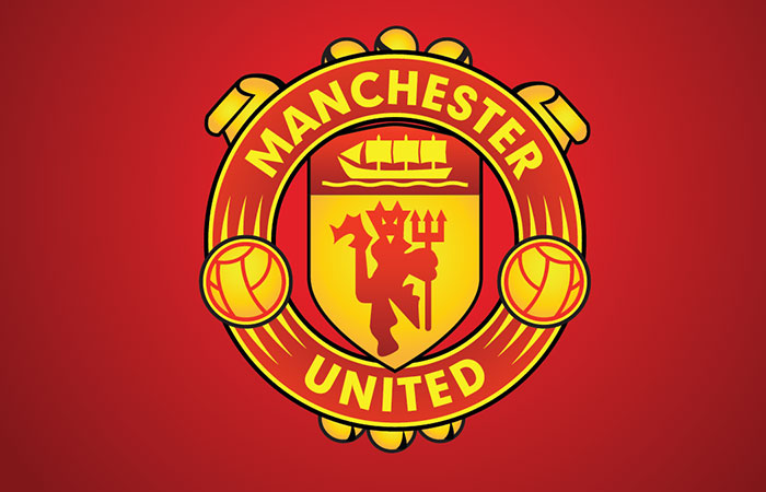 Logo bóng đá hoặc hãng xe là logo dạng huy hiệu