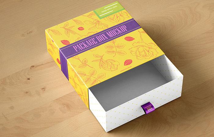Hộp giấy thường được sản xuất bằng công nghệ in offset