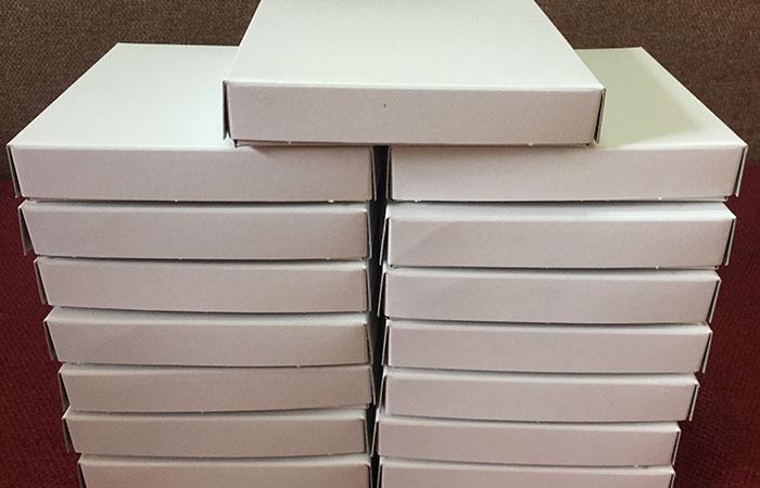 Giấy duplex có độ dày tốt nên thường dùng làm các loại hộp giấy