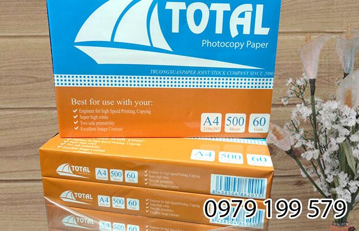 Khi mua giấy bạn sẽ thấy chỉ số gsm được in lên bao bì
