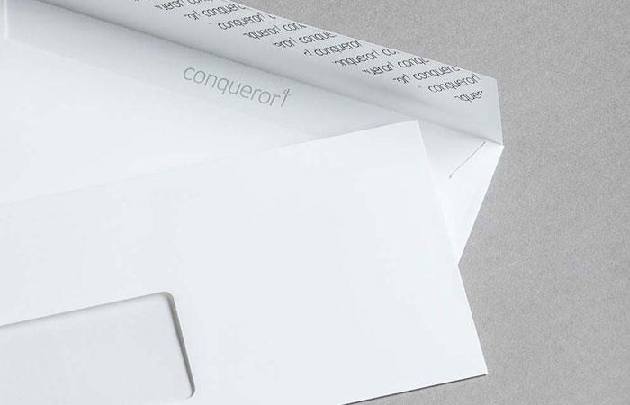 Mẫu giấy Conqueror CX22